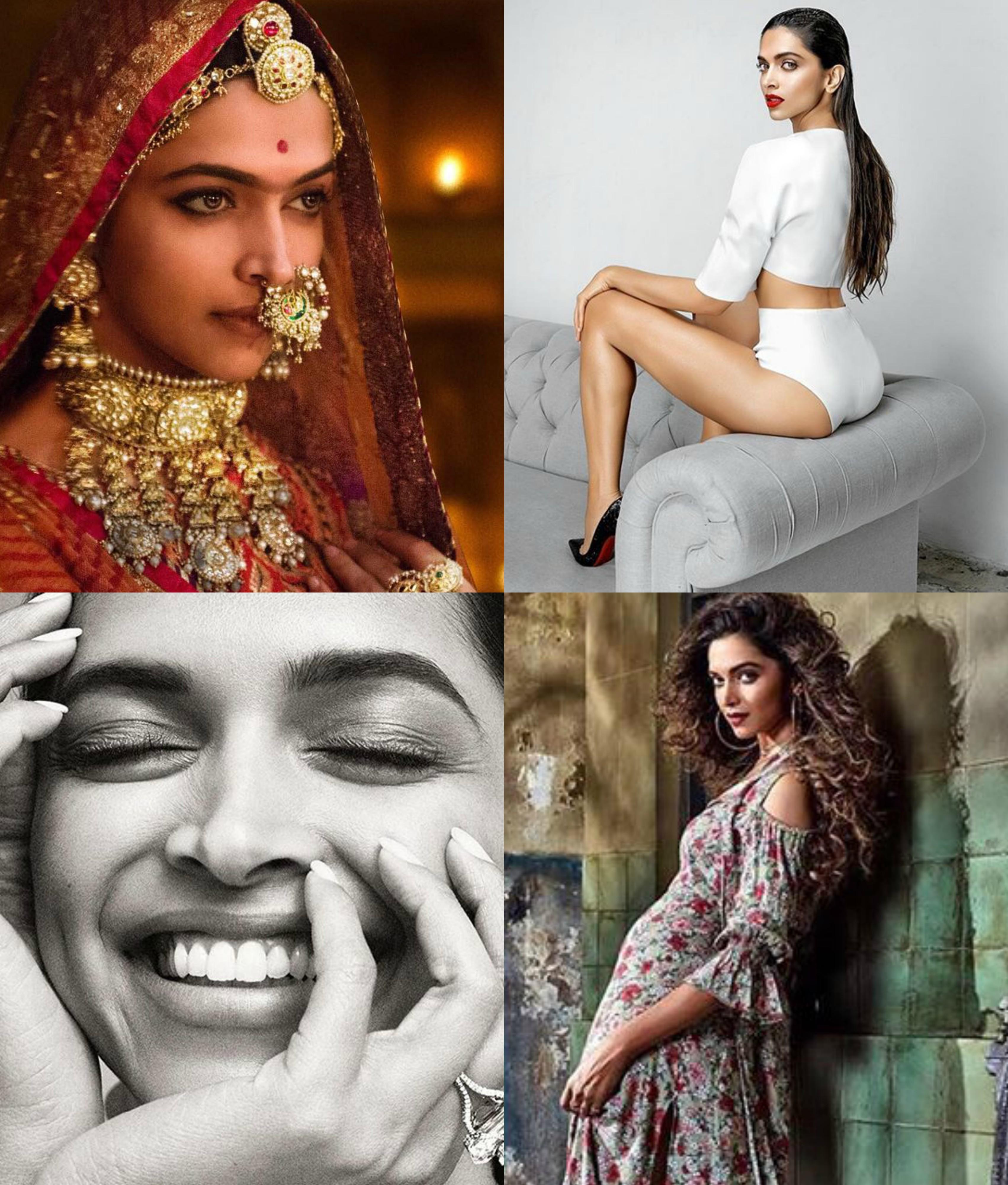 From Om Shanti Om to Padmavati, here's Deepika Padukone's ...