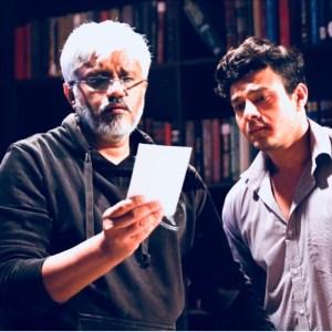 Vikram Bhatt and Aniruddh Dave