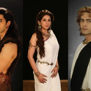 The cast of Porus share their experiences