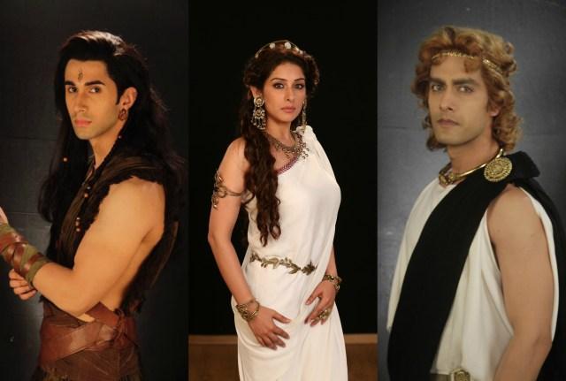 The cast of Porus share their experiences