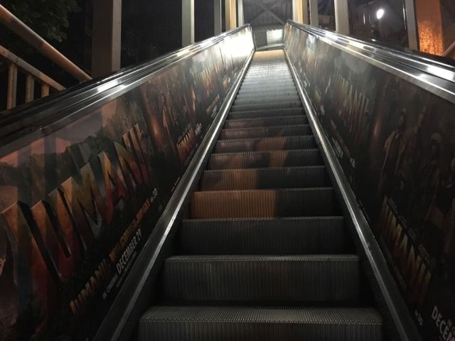 Jumanji Fever Now At The D.N. Nagar Metro Station, Mumbai!