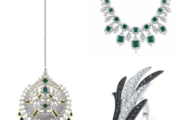 Jaipur Jewel Diamond Collection