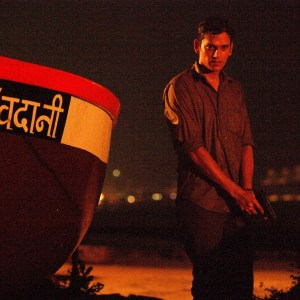Vijay Varma in a still from Monsoon Shootout