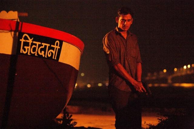Vijay Varma in a still from Monsoon Shootout