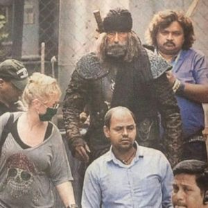Animtabh Bachchan in Thugs of Hindostan