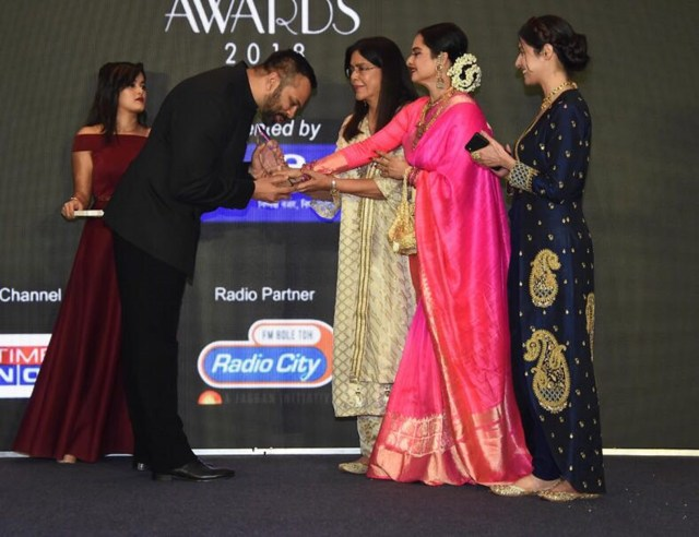 Rohit Shetty Received An Award For A Director With A Difference