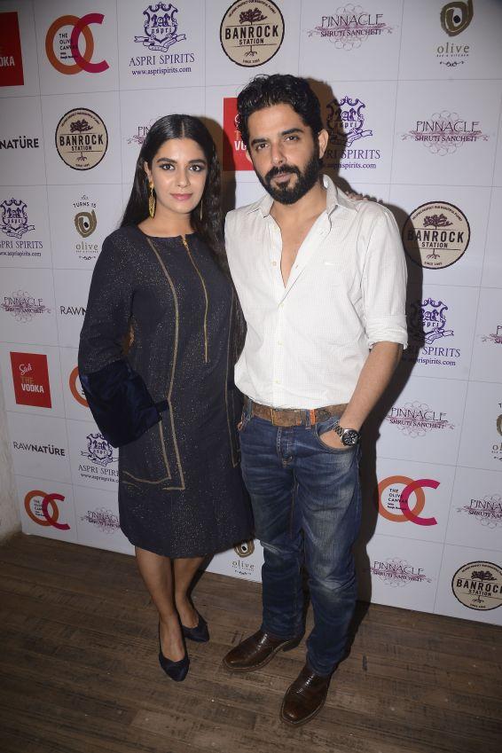 Pooja Gor and Raj Singh Arora