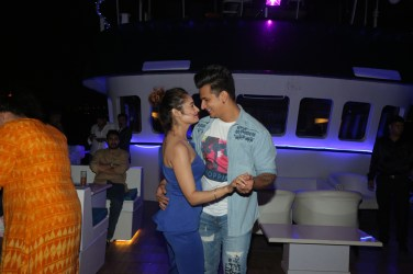 Yuvika Choudhary and Prince Narula