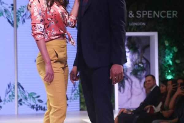 Ali Fazal and Esha Gupta