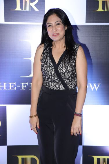 Designer Seema Kashyap at the new collection Launch of The Front Row