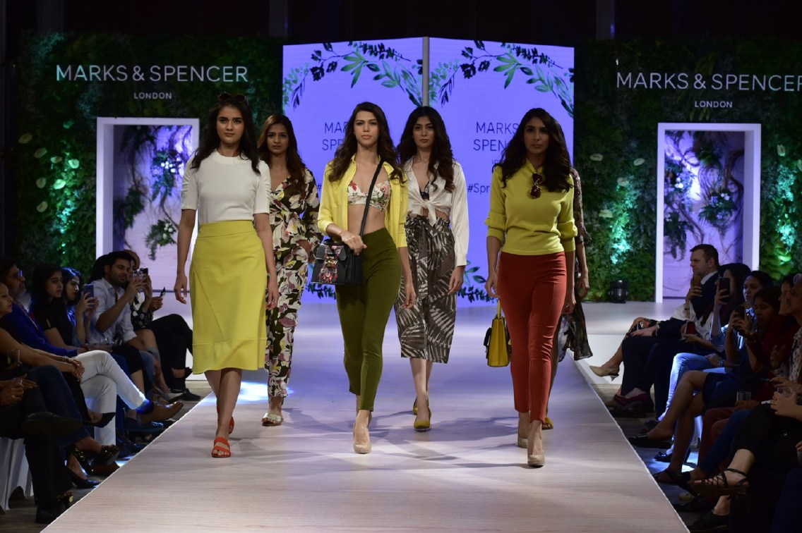 Marks & Spencer SS 18 Womenswear Collection