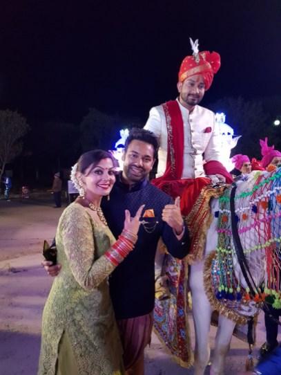 Saurabh Pandey, Zara Barring & Vineet Kumar Chaudhary