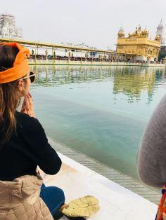 Tinaa Datta in Amritsar (11)