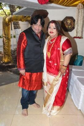 13. Reema Lahiri with her husband DSC_1250