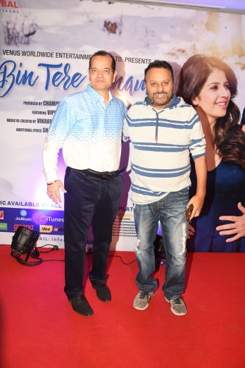 7. Champak Jain and Anil Sharma during BIN TERE SANAM single launch by VENUS DSC_2478