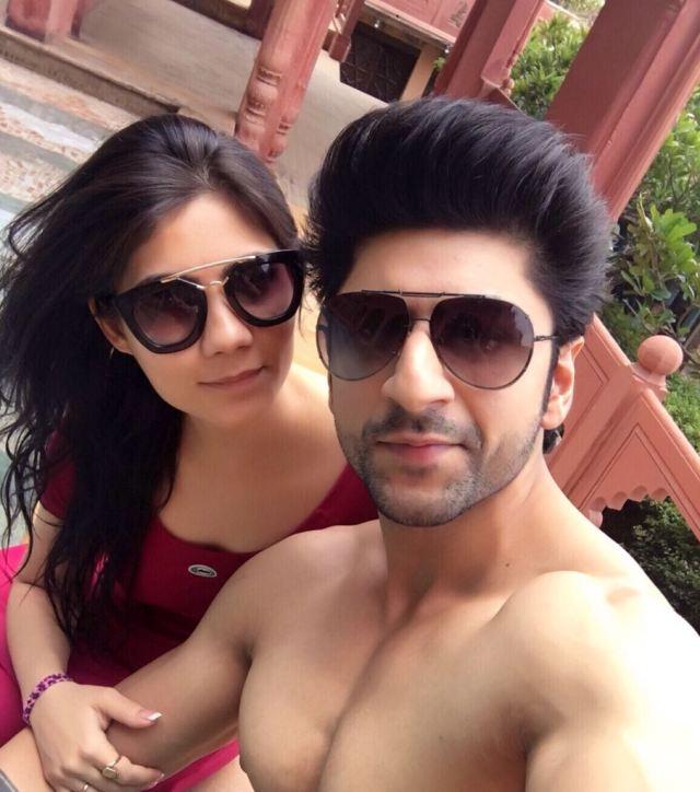 Aansh Arora with Hema