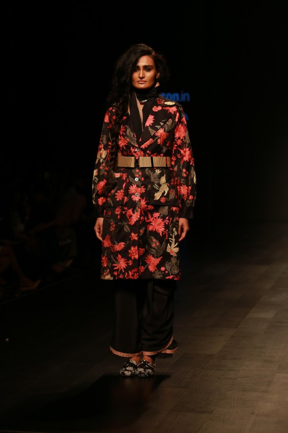 Abraham & Thakore Amazon Fashion week 2018 day 1 (36)