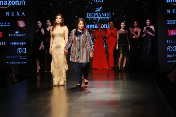 Adarsh Gill Amazon India Fashion Week 2018 (29)
