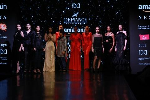 Adarsh Gill Amazon India Fashion Week 2018 (32)