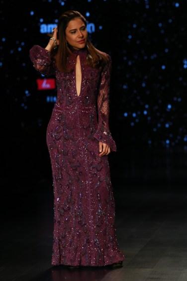 Adarsh Gill Amazon India Fashion Week 2018 (4)