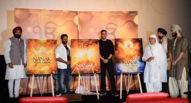 Akshay Kumar at Nanak Shah Fakir trailer launch