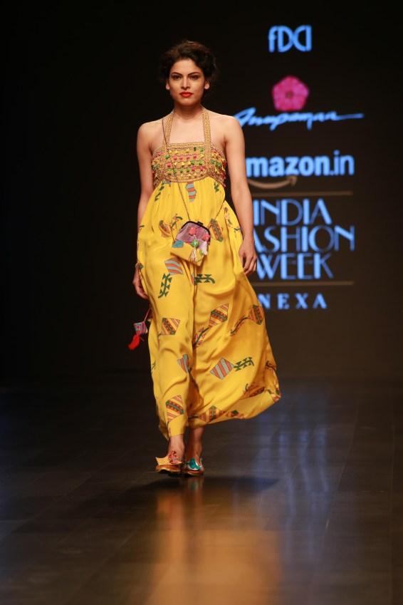 Anupama Dayal Amazon Fashion Week 2018 (20)