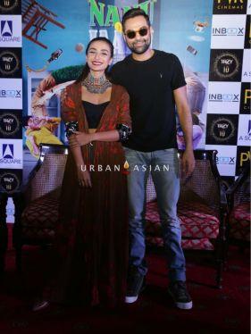 Abhay Deol and Patralekha 3