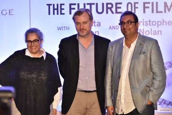 Christopher Nolan's Visit To India For Reframing The Future Of Film Even (8)