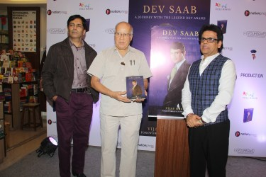 Dev Saab - A Journey With The Legend Dev Anand Book Launch