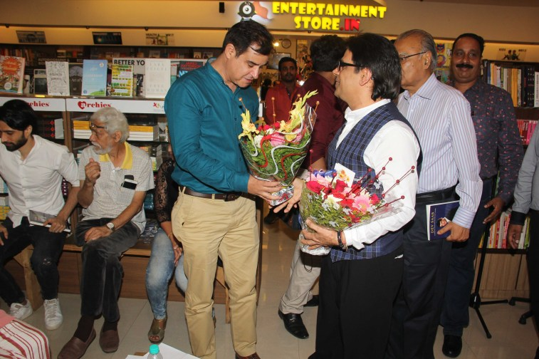 Dev Saab - A Journey With The Legend Dev Anand Book Launch (3)