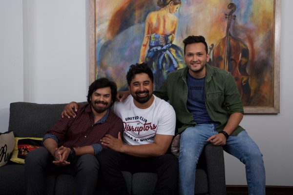 Kumar Doshi, Rannvijay Singh and Shakeef Khan, Disrupt