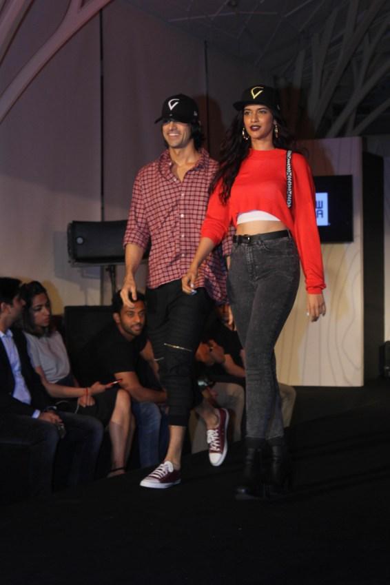 Virat Kohli's headgear collection launch (8)