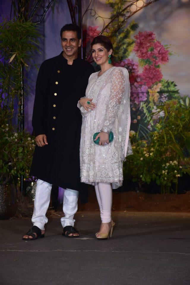 Akshay Kumar impresses Twinkle Khanna on the sets of Bell Bottom