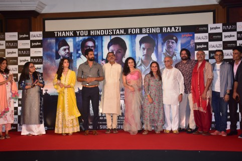 Raazi Success press Conference (1)