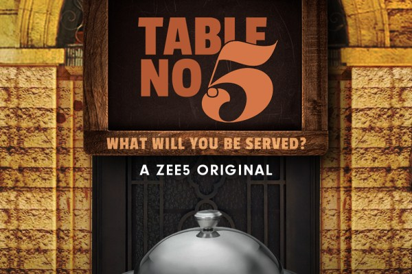 Table-No.5 Poster