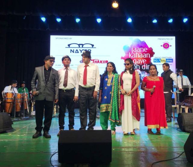 Artists from Drishti Foundation