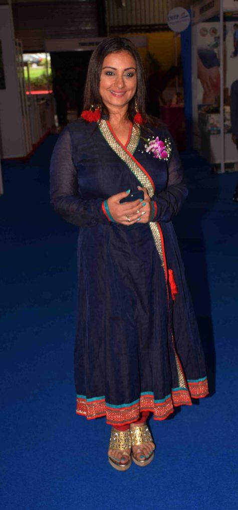 Bollywood actress Divya Dutta inaugurated the Thailand Week 2018 at Bombay Exhibition Centre, Goregaon in Mumbai2