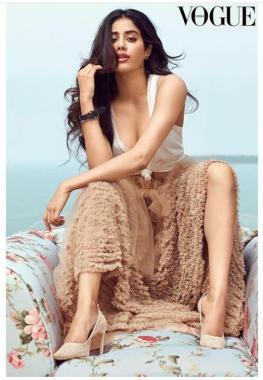 Janhvi Kapoor Vogue Magazine Cover 2018 (11)