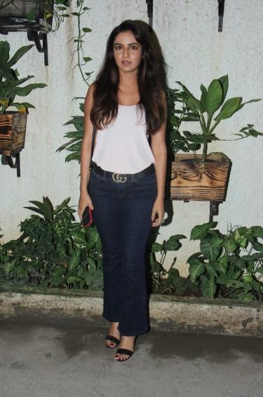 Jasmine Bhasin at Incredibles 2 screening