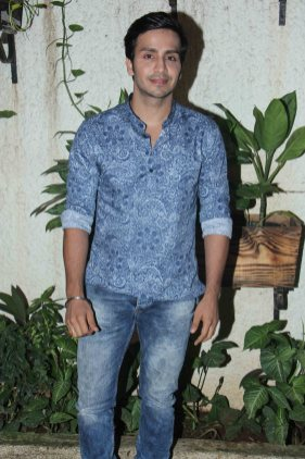 Param Singh at Incredibles 2 screening