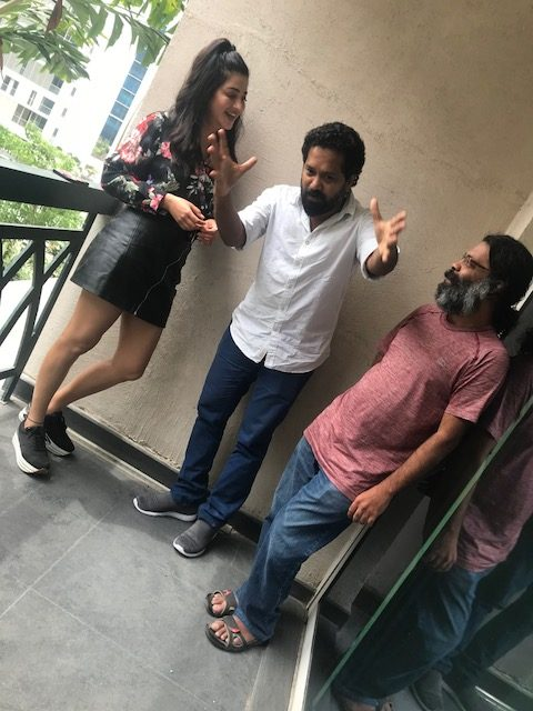 Shruti Haasan To Present Director Jayprakash Radhakrishnan's Next