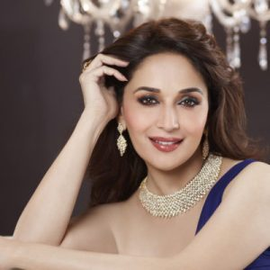 Madhuri Dixit Celebrated World Emoji Day