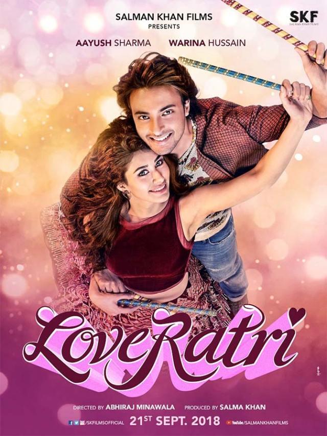 Loveratri Poster