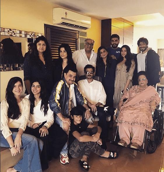 Arjun Kapoor Raksha Bandhan Celebrations