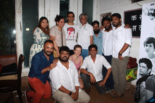 Cast and Crew of Smoke by Hamari film Company