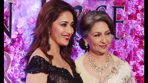 Madhuri and Sharmila