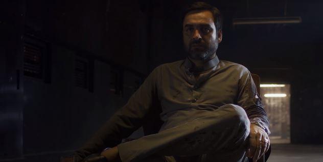 Akhandanand Tripathi played by Pankaj Tripathi