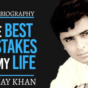 Sanjay Khan's Autobiography