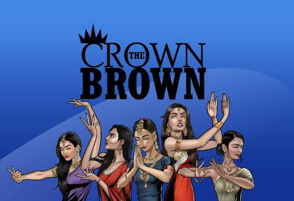 Crown The Brown: Younger self ? Young