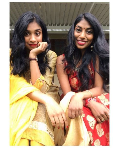 Two Brown Girls - Sameshni and Kuvaniah